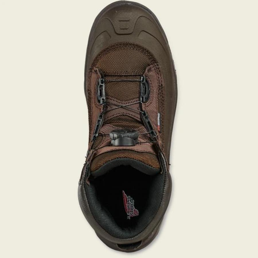 کفش ایمنی عایق برق فشار قوی رد وینگ
