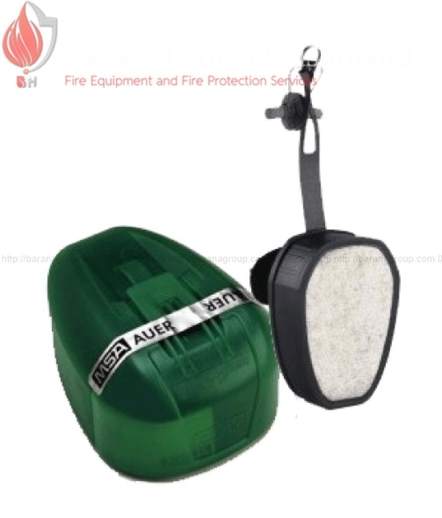 دستگاه تنفسی فرار MSA مدل Mini Scape