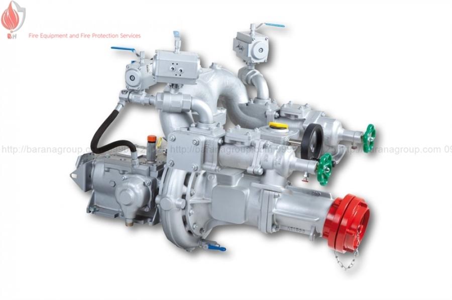 پمپ ثابت آتش نشانی زیگلر مدل FPN 15-1000-2H