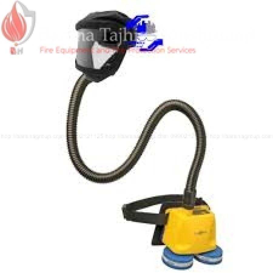 سیستم پالایشگر تنفسی طلق صورت دار اسپاسیانی مدل Turbin FU