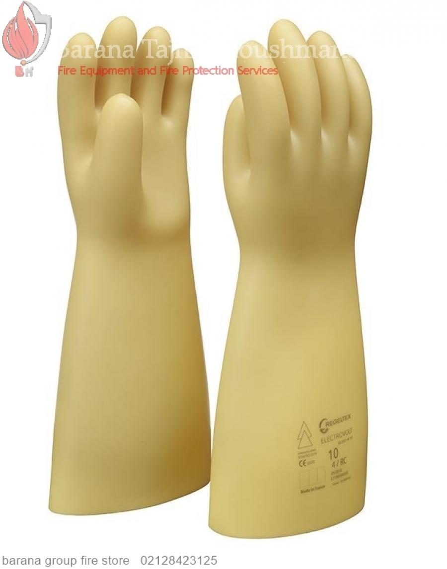 دستکش عایق برق REGELTEX
