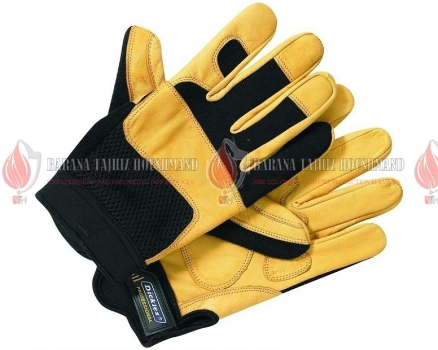 دستکش چرم مارک دیکیز  کد GL0400
