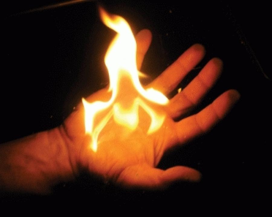 ژل ضد حریق و آتش