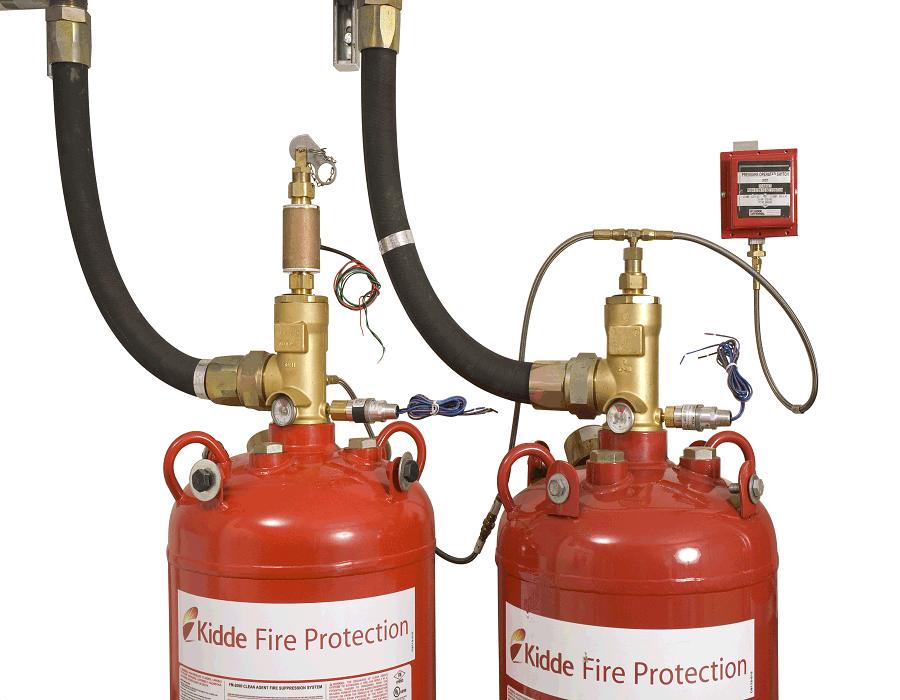سیستم اطفا حریق اتوماتیک FM 200 HFC-227ea