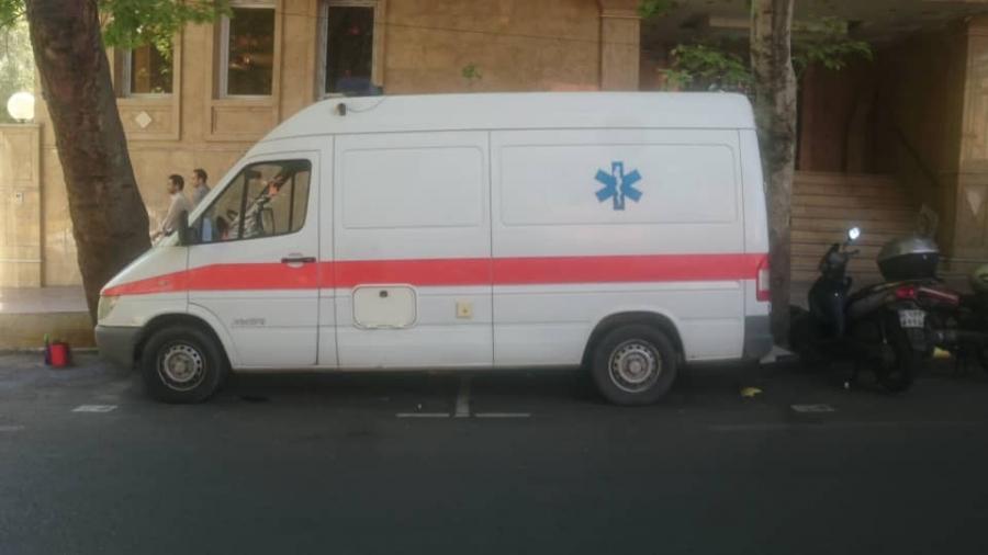 آمبولانس بنز تیپ B
