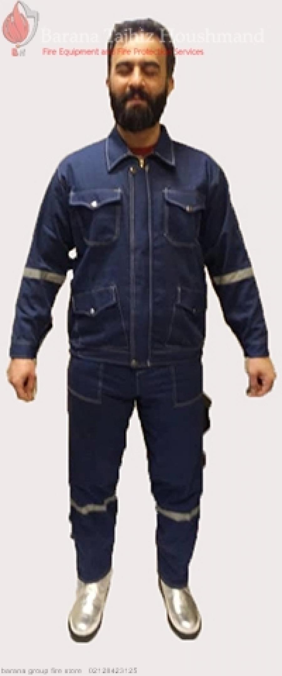 لباس ریختگری و جوشکاری IT-FR 1398