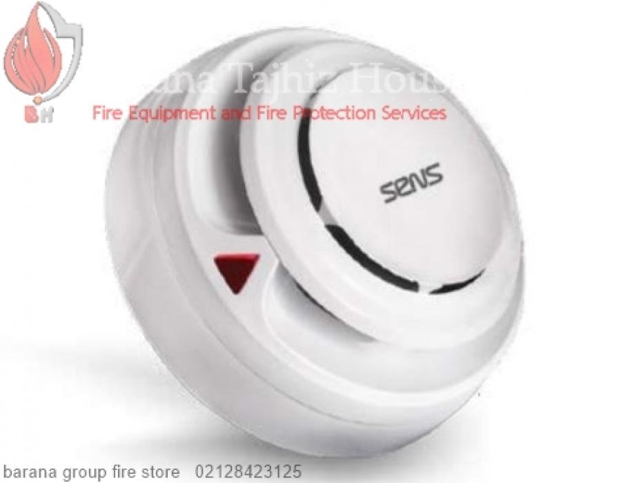 دتکتور ترکیبی آدرس پذیر S6-AMD-300 SENS