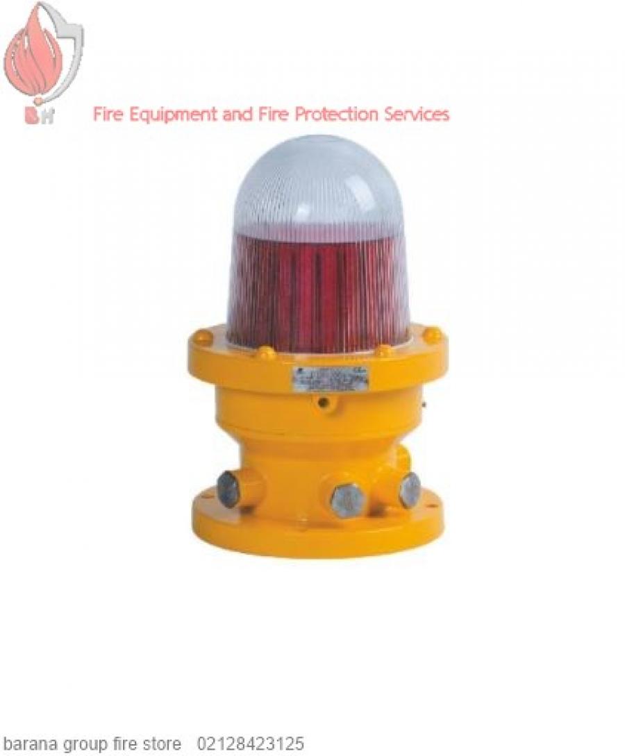 چراغ هشدار ضد انفجار مدل BSZD81
