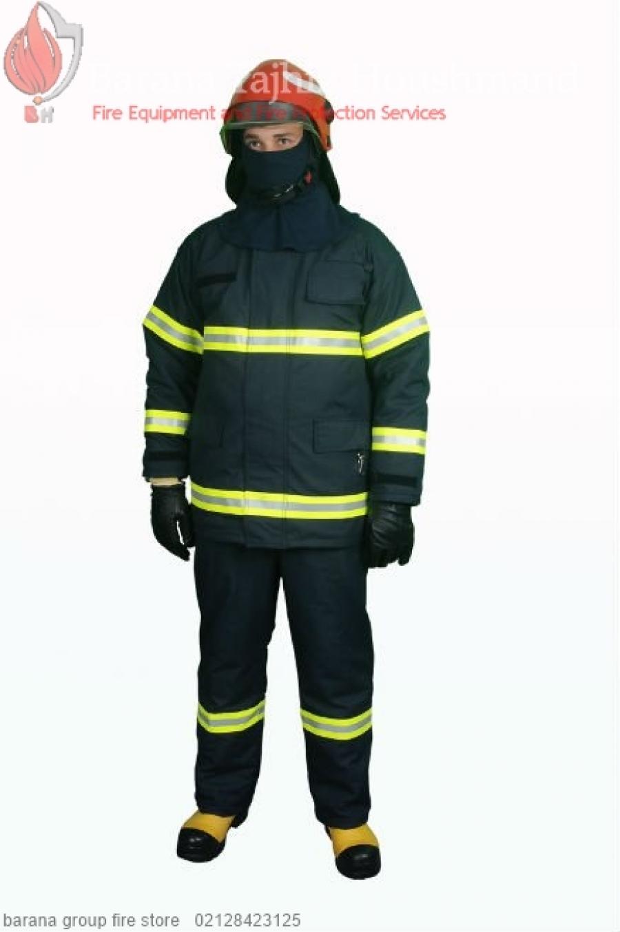 لباس عملياتي مبارزه با حريق مدل FYRPRO 440