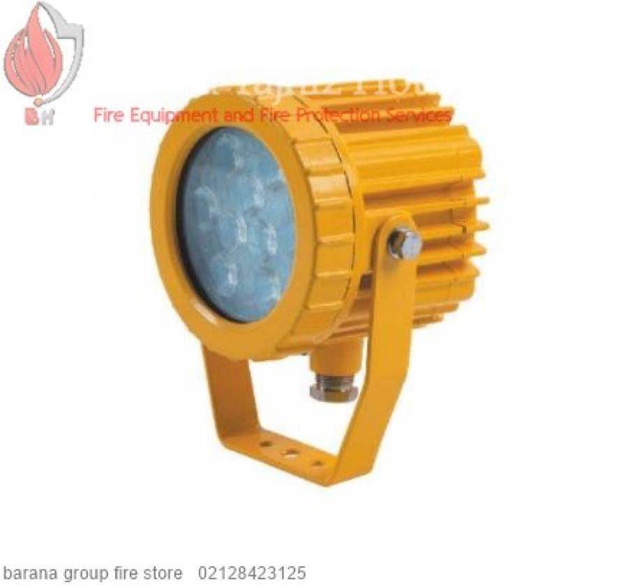 چراغ بازرسی LED ضدانفجار مدل BAK85